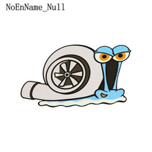11.8CM*8CM Cartoon Car Styling Reflective Waterproof Funny Animal Snail PVC Sticker Decal