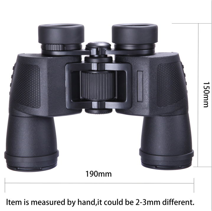 SCOKC HD 8X42 Professional Hunting Waterproof Binoculars High Quality Optics Telescope  Wide Angle Zoom no Infrared eyepiece спот 52033 17 10 massive