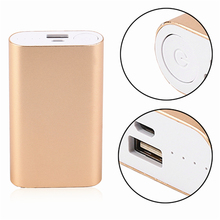 5600mah Portable Fast USB Charging External Power Bank Case 2*18650 Battery Powerbank Supply Charger adapter For Smart Phones