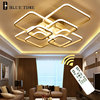 Modern Led Chandelier for Living Room Dining Room Bedroom Led Lustres Ceiling Chandelier Lighting Fixtures 110V 220V Luminaires review