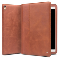 QIALINO Genuine Leather Case For IPad Pro 10 5 Fashion Luxury Ultrathin Flip Stents Dormancy Stand