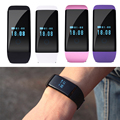 D21 Heart Rate OLED Smart Wristband  DFit Fitness&sleeping Tracker Sport Smartband Pulsometer for Android iOS