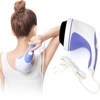 Electric back Massager electric vibrator Full body slimming relax spin tone massager women Fat Reducing Health Care Massage