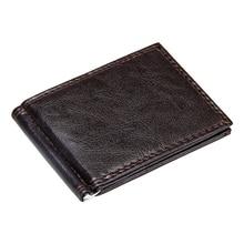 Business Dollar Money Wallet PU Leather Bifold Short Wallet for Men Brief Card Holder Luxury Brand Vintage Cards Case Purse Male цены