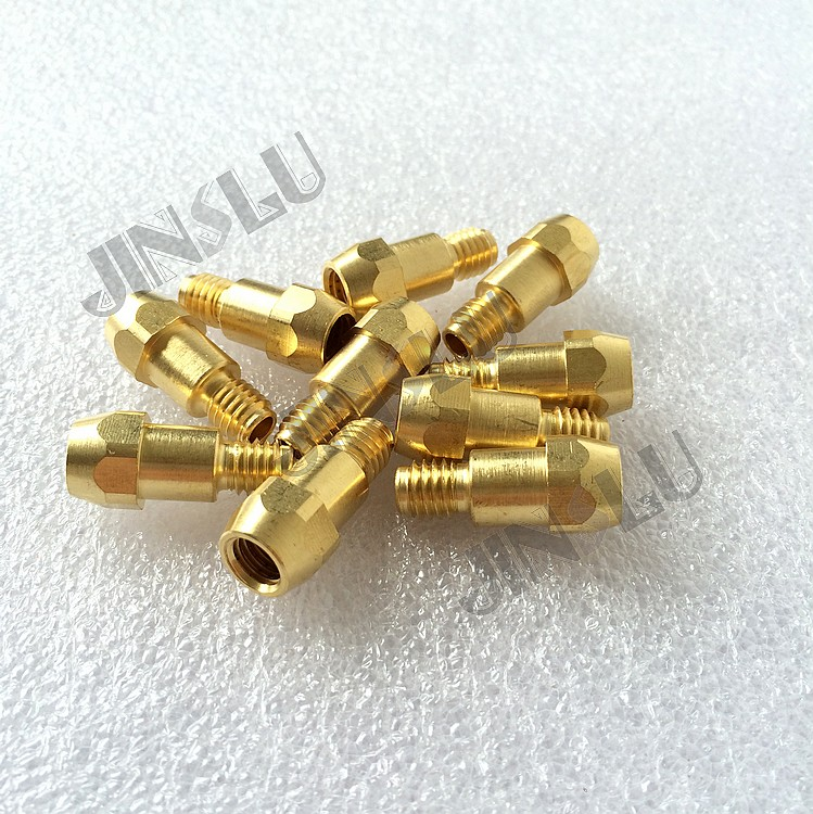 20PCS tip holder consumable for BINZEL 36KD MIG torches kit for mig mag welding torch