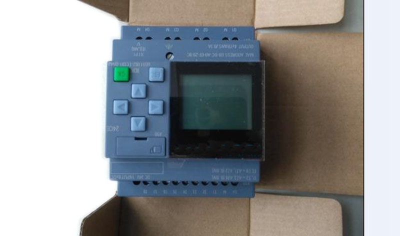6ED1052-1CC01-0BA8 Basic module with Display PLC Programmable Logic Module Controller NEW in Box plc apb 22mrdl with lcd apb dusb cable programmable logic controller
