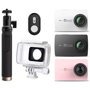 Original Xiaomi Xiaoyi YI 4K Action Camera 2 Ambarella A9SE 2.19