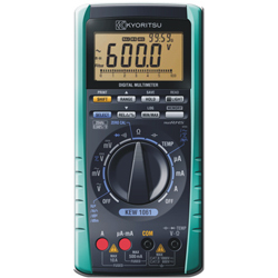 цена KYORITSU 1061 Digital Multimeter 0.02% basic DC accuracy Large display with 50 000 counts