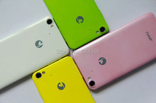 BINYEAE For JIAYU G4S Case JIAYU G4 JIAYU G4C 3000mAh Phone Back Cover Battery Cover Multi Color