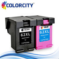 Compatible Ink Cartridge For HP 62XL 62 XL For Hp62 5640 5540 5740 5542 5544 5545