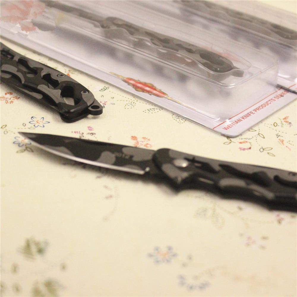 Kišeninio sulankstomo peilio peilis, kamufliažo kempingo - Rankiniai įrankiai - Nuotrauka 2