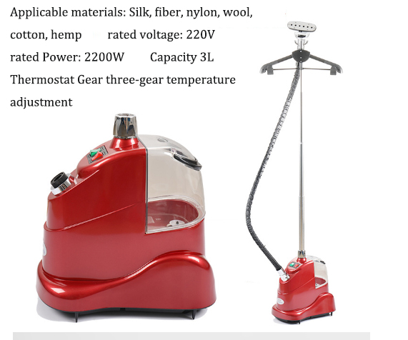 3L Steaming device Beauty Instrument mini steam Hanging ironing machine .Handheld Home Iron Portable  Three-gear thermostat3L Steaming device Beauty Instrument mini steam Hanging ironing machine .Handheld Home Iron Portable  Three-gear thermostat
