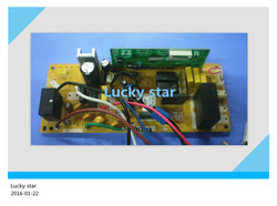 95% new for panasonic Air conditioning computer board circuit board A744599 A744598 A73C2313 good working