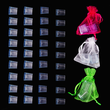 70 Pairs / Lot Heel Protectors High Heeler Antislip Silicone Heel Stopper Latin Stiletto Dancing Cover For Bridal Wedding shoes