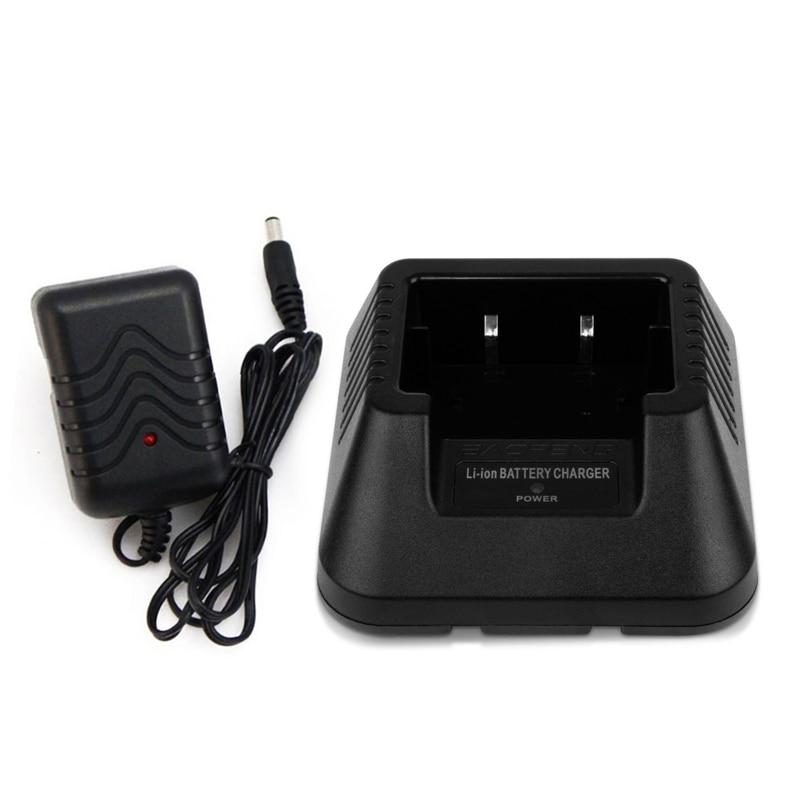 Walkie Talkie Charger BAOFENG Radio Original Desktop Charger Fit For BAOFENG UV-5R UV-5RE UV 5R UV-F8