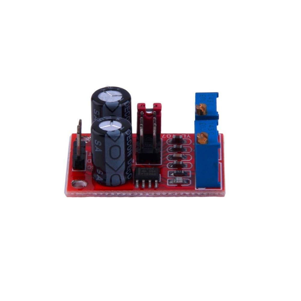 Adjustable Sine Square Wave Oscillator Circuit Diagram