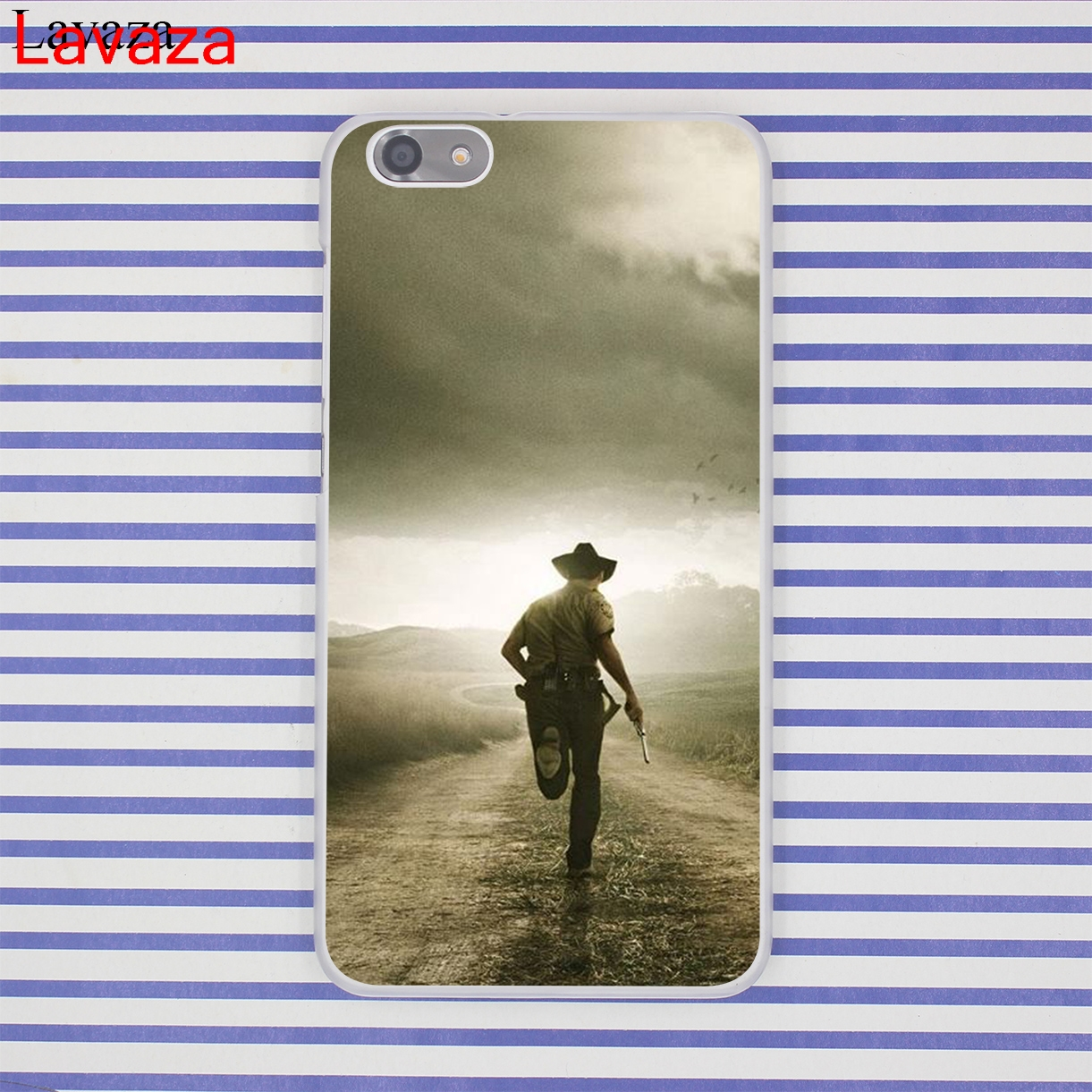 Lavaza The Walking Dead Reboot group Hard Case for Huawei P10 P9 P8 Lite P10 P9 Plus P6 P7 G7 & Honor 6 7 8 Lite 4C 4X