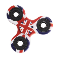 MUQGEW funny gift Fidget Spinner Triangle Single Finger Decompression Gyro Education may 12 P30