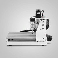 USB CNC Router Engraver Engraving Cutter Router Machine Drilling and Milling Machine 4 Axis