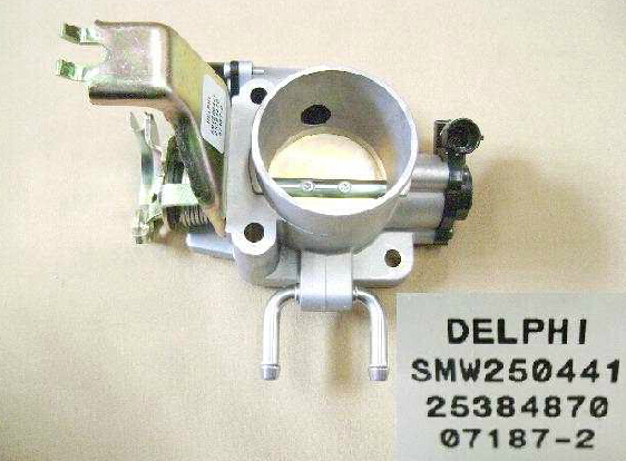 SMW250441  THROTTLE ASSY  for great wall 4g69 ENGINE