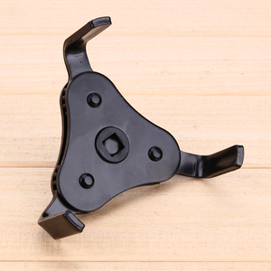 Image 3 - Auto Oil Filter Wrench Car Repair Tools Adjustable Two Way Oil Filter Wrench 3 Jaw Remover Tool For Cars Trucks 62 102mm