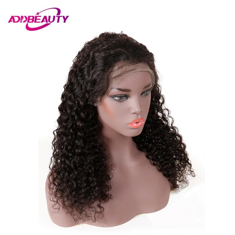 Haben Sie Einen Fragenden Verstand Jungfrau-brasilianische Tiefe Welle 13x6 Spitze Vorne Perücke 150% Dichte Menschliches Unverarbeitete Haar Kostenloser Teil Natürlichen Haaransatz Farbe Schwarz Frauen Haarverlängerung Und Perücken