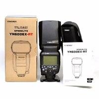 YONGNUO YN600EX RT II Беспроводной HSS Вспышка Speedlite блок мастер ttl для Canon Камера