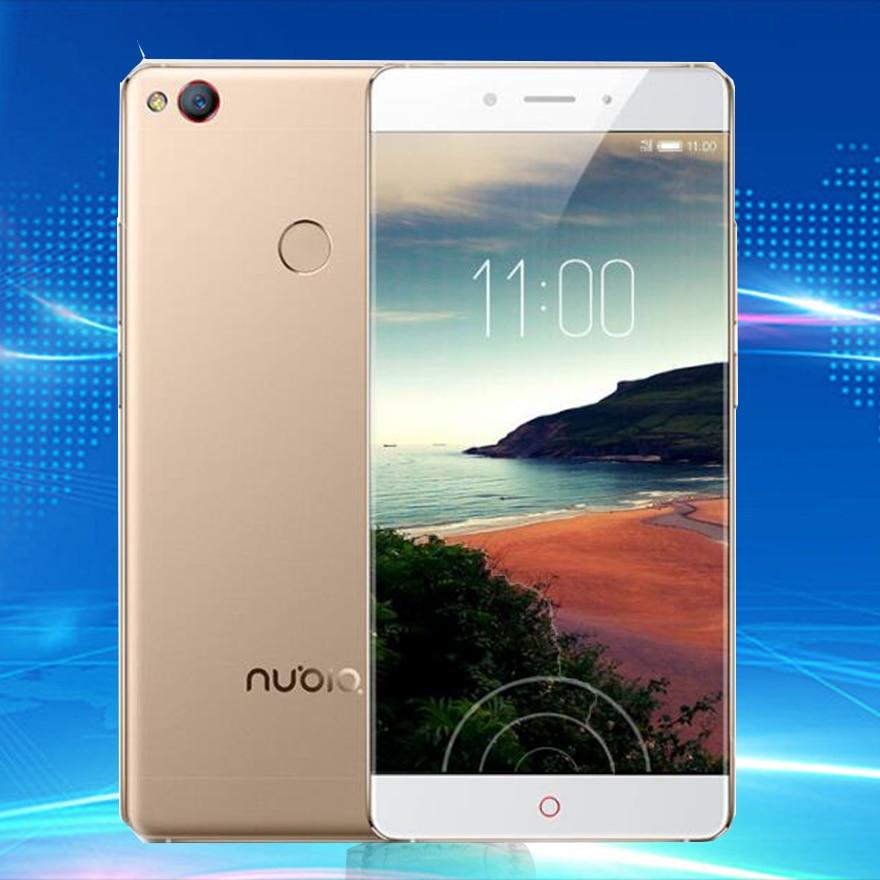 "bilder für Nubia z11 5,5 ""randloses 4 gb/6 gb ram 64 gb rom handy snapdragon 820 octa core 16.0mp fingerabdruck nfc"