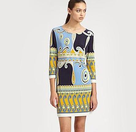 Transporté d'urgence haut Fasion livraison gratuite soie coton régulier hiver robe mode fantaisie manches o - cou élastique tricoté une pièce robe