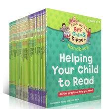 33 Books Phonics Reading Tree Oxford Learing English-Story Early-Education Child Kipper