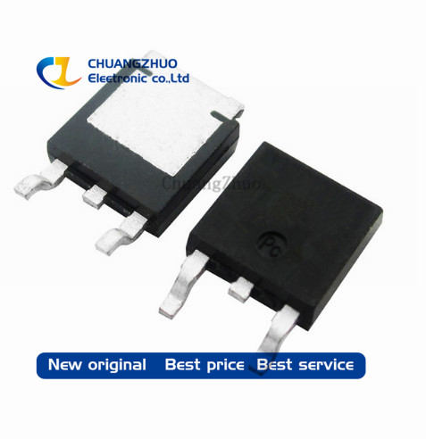 100pcs AOD403 TO-252 D403 TO252 30V 85A P Channel MOSFET Free Shipping