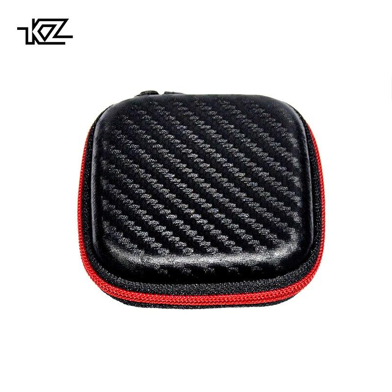 KZ High End In Ear Earphone Headphones Storage Case Bag