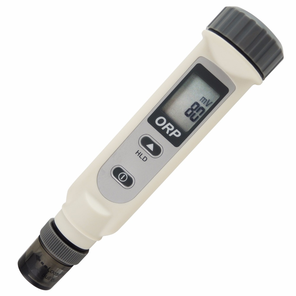 ORP Meter Pen Type Redox 999mV Waterproof IP65 Digital Water Treatment Tester Industrial Laboratory Use orp169e orp meter redox tester orp tester orp detector redox meter