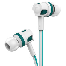 Noise Dampening In-Ear Earphones with Mic