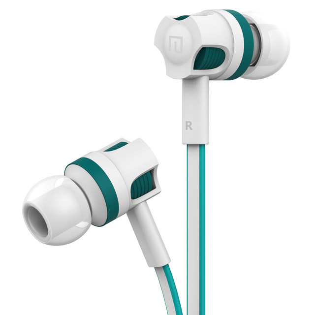 Original Brand Earbuds JM26 Headphone Noise Isolating in ear Earphone Headset with Mic for Mobile phone Universal for Iphone MP4