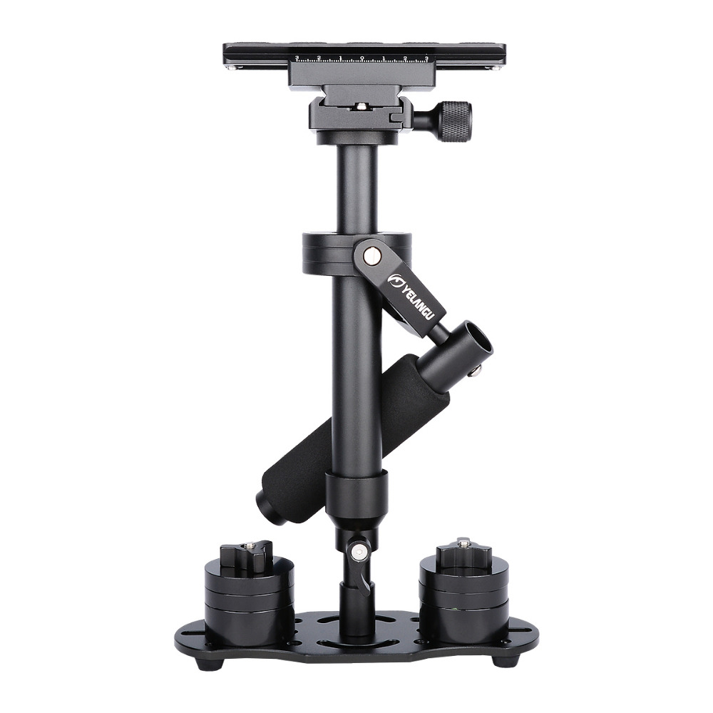 S40 SteadyCam, NEW S40 40cm Handheld Stabilizer Steadicam for Camcorder Camera Video DV DSLR High Quality,Gopro stabilizer s40 40cm professional carbon fiber mini dslr video camera dv camcorder stabilizer steadycam steadicam for canon sony nikon gopro
