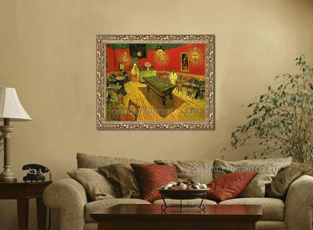 Peşəkar rəssamın iki versiyasını Yüksək keyfiyyətli Gecə - Ev dekoru - Fotoqrafiya 4