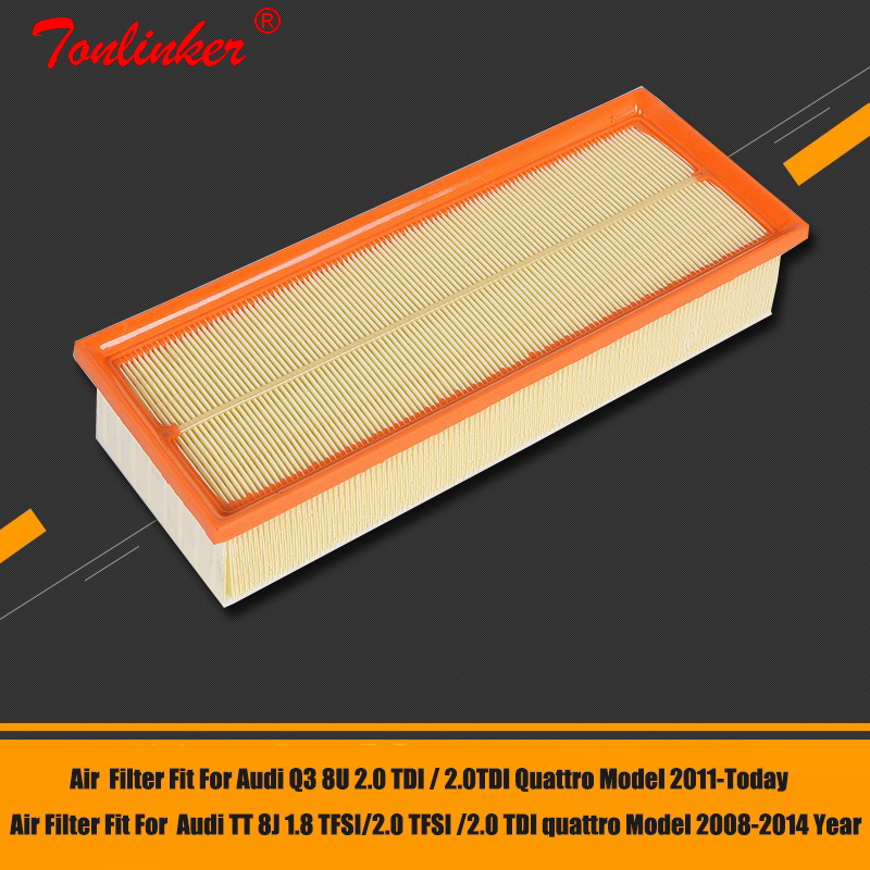 Image 4 - Cabin Air Filter Set For Volkswagen SHARAN TIGUAN TOURAN CC EOS GOLF 5 6 CADDY JETTA3 4 Model 2004 2008 09 2016 Car Accessories-in Air Filters from Automobiles & Motorcycles