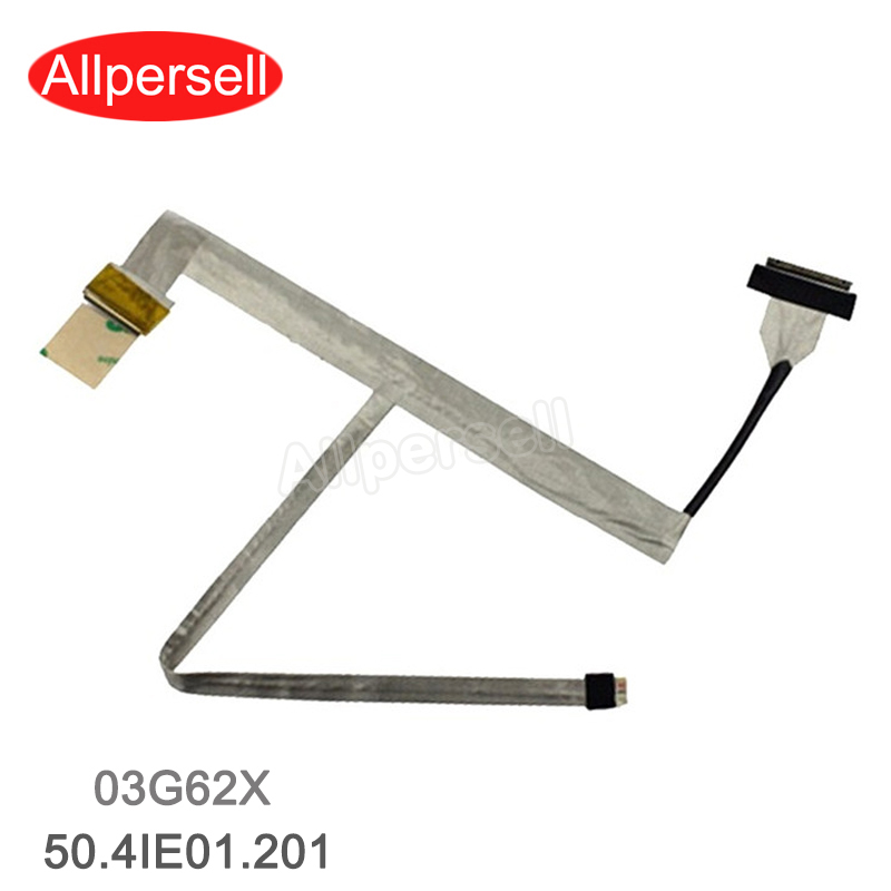 New LCD Video Cable For Dell Inspiron 15R N5110 M5110 3350 V3550 Laptop Screen Cable 50.4IE01.201 03G62X