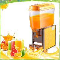 Single Tank Juice Dispenser Cold And Hot Beverage Machine Slush Machine Juice Dispenser Orange Juicer Grape