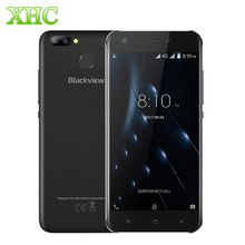 "4G LTE Blackview A7 Pro Mobile Phone 2GB+16GB Dual Back Cameras 5.0"" Android 7.0 MTK6737 Quad Core Dual SIM FOTA Smart Phone"