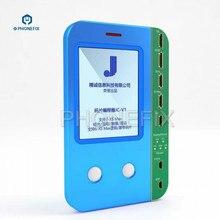 PHONEFIX JC V1 Программист Eeprom Программист для передачи данных для iPhone 7 8 X XS MAX светильник сенсорный вибратор восстановление данных