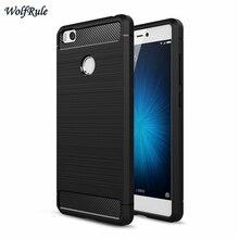 WolfRule Для Случая Xiaomi Mi4s Обложка антидетонационных ТПУ Матовый Бизнес Коке Капа Funda Телефон Случае Для Xiaomi Mi4s Случае Миль 4S