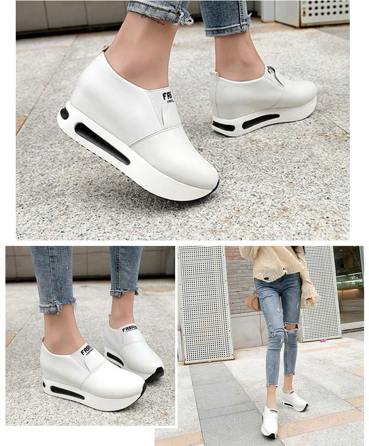 Vulcanize shoes women casual shoes 2019 new fashion solid pu women sneakers slip-on breathable shoes woman zapatos de mujer (11)