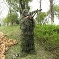 Jagd Paintball Grün Gras Camouflage Ghillie Kleidung Yowie Sniper Anzug Jagd Gillie Anzug Camouflage Tactical Camo Anzug auf