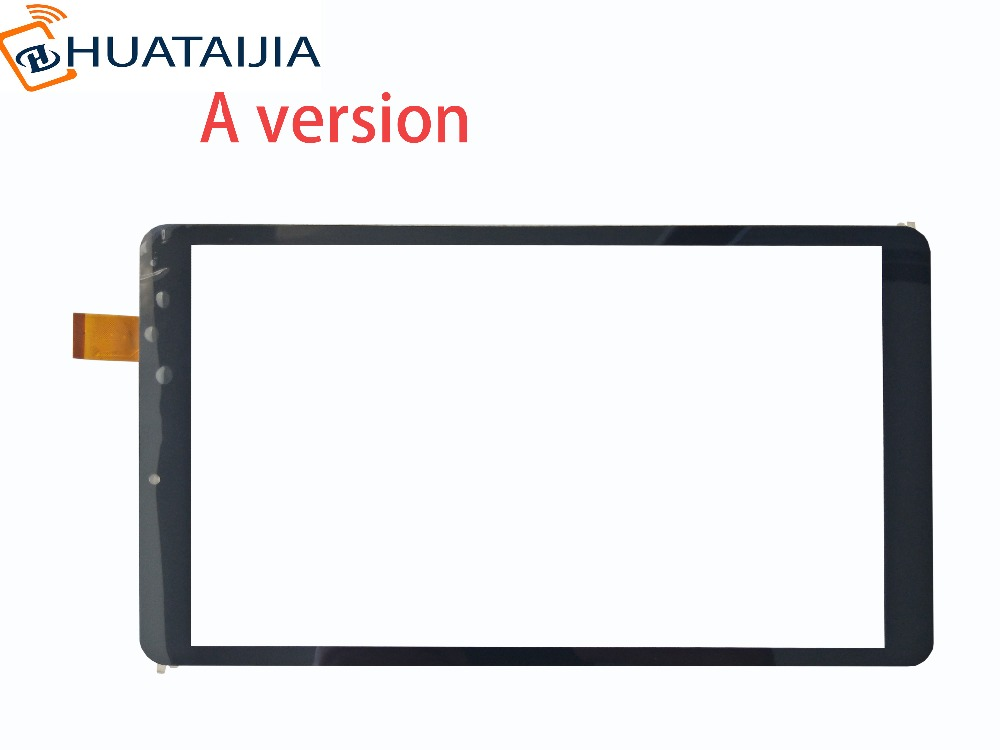 Touch Screen Digitizer For 10.1 Roverpad Sky Expert Q10 3G silver  Tablet Touch Panel Sensor Glass Replacement Free Shipping witblue new touch screen for 9 7 archos 97 carbon tablet touch panel digitizer glass sensor replacement free shipping