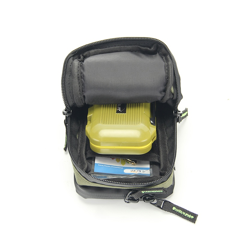 Image 2 - Waterproof Fishing Bag Storage Bag for Lure Tackles Accessories Portable Outdoor Fishing Line Bags-in Fishing Bags from Sports & Entertainment