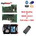 Best Quality VAS 5054A Full Chip ODIS v3.0.3 with OKI UDS VAS5054A VAS5054 Bluetooth Diagnostic Tool For VW Audi Seat Skoda