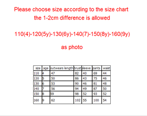 Image 5 - Children Clothing Sports Suit For Boys And Girls Hooded Outwears Long Sleeve Boys Clothing Set Casual Tracksuit