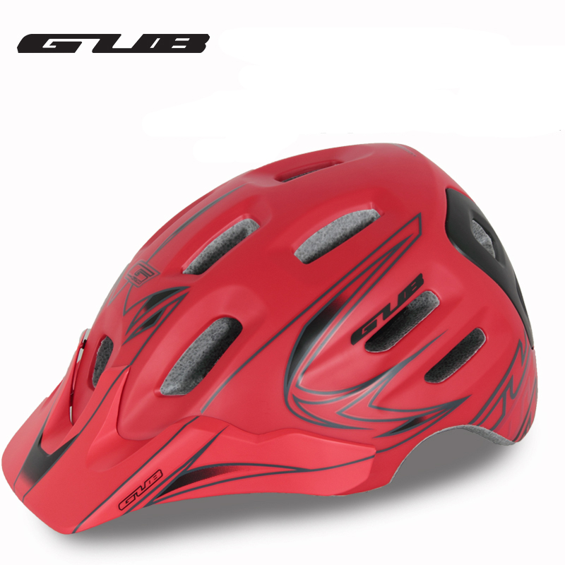 ФОТО GUB XX7 Rushed Men Bike Helmet Eps Cycling Bicycle Safe Cap Helmets Cascos Ciclismo Mtb Accessories Capacete Da Bicicleta Hot
